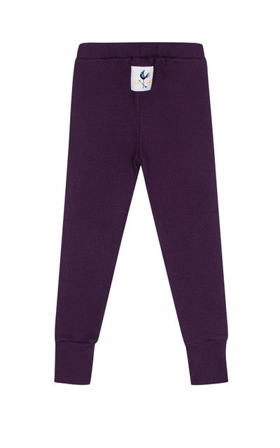 lamama FIT Leggings PLUM Autumn / Winter