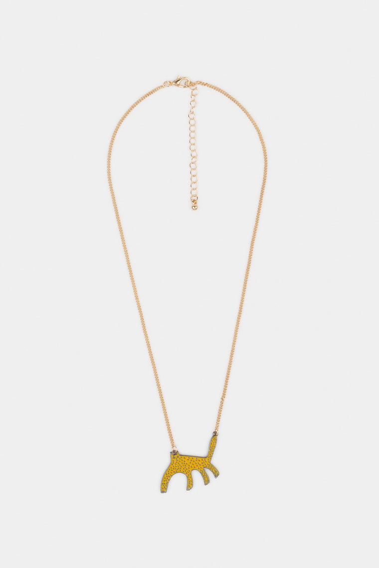 BOBO CHOSES Leopard Necklace