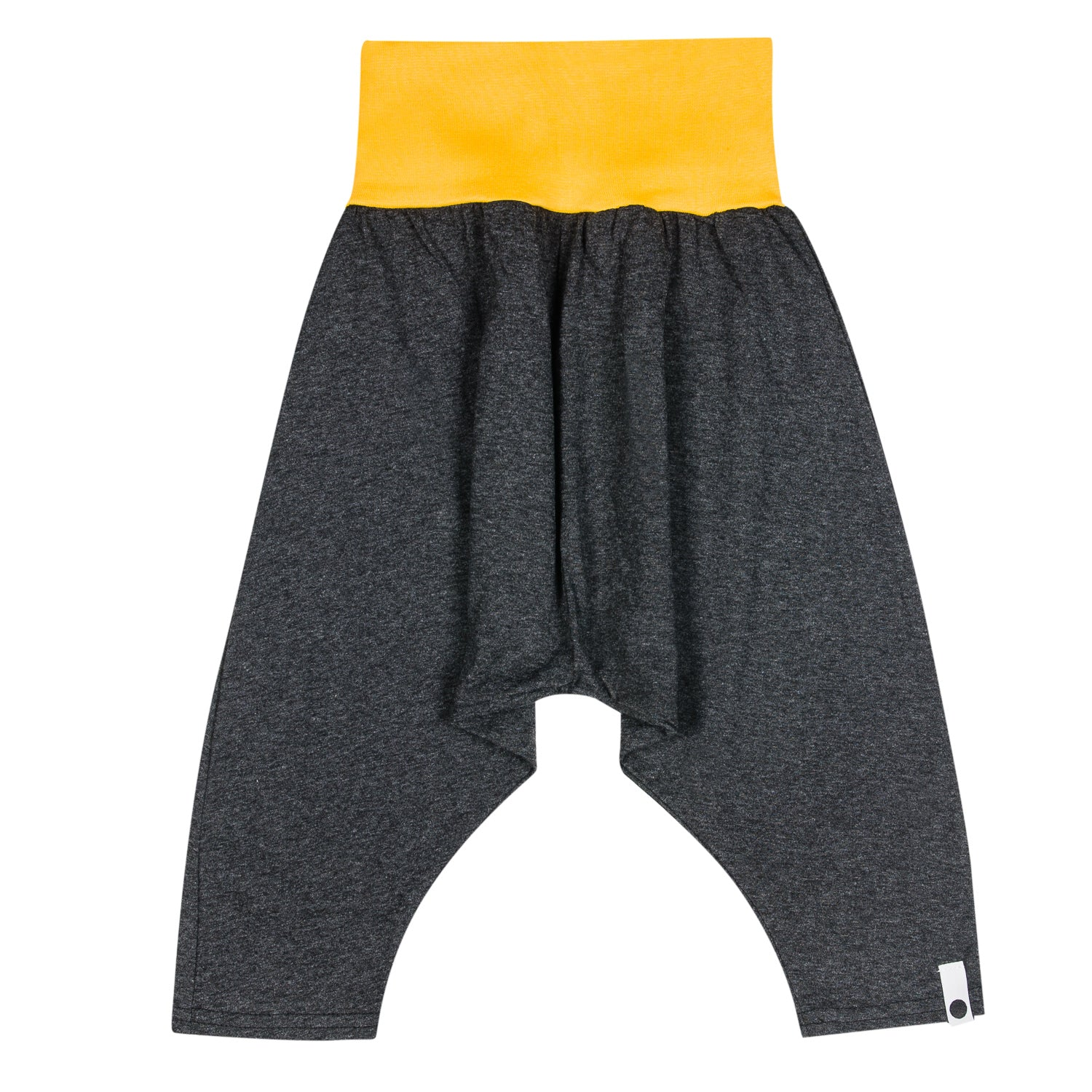 lamama Grey/Yellow Aladin Pants