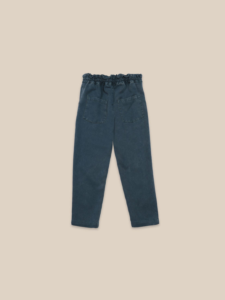 BOBO CHOSES Bird Embroidery Woven pants
