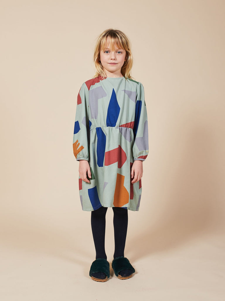 BOBO CHOSES Shadows Woven Dress