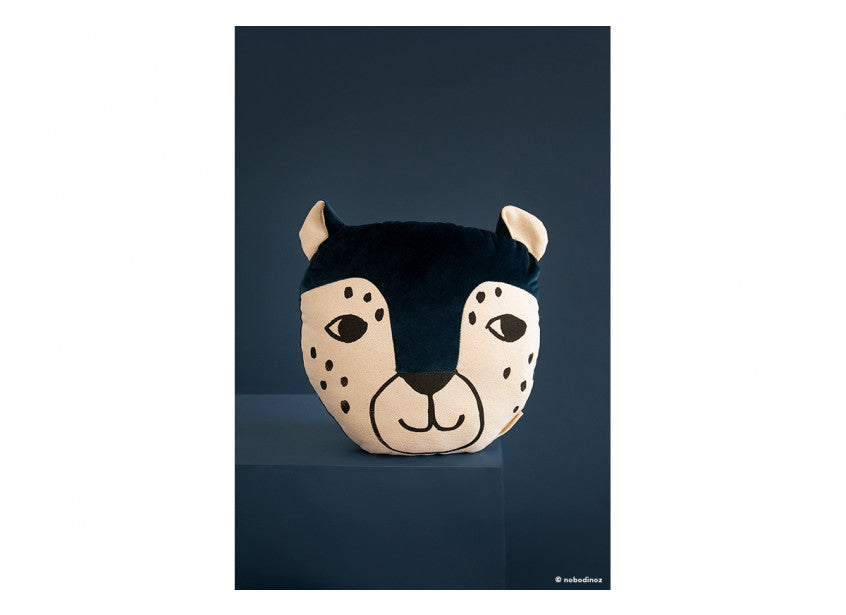 Nobodinoz Leopard Cushion