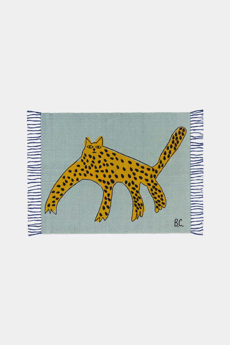 BOBO CHOSES Leopard Rug
