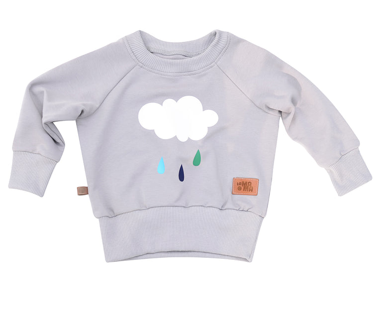 lamama Cloud Jumper GRAY