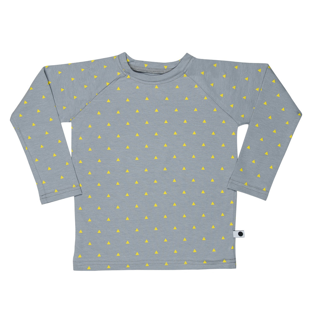 lamama Long Sleeve Malti Grey