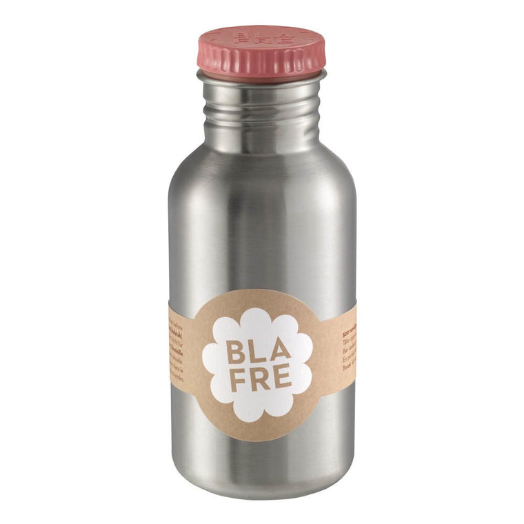 Blafre - Steel Bottle 500ml, Pink