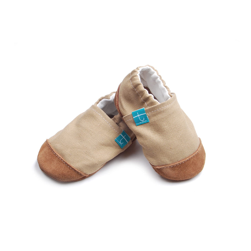 Titot leather sole ICED COFFEE
