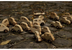 Wooden Story Eco Car