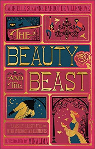 THE BEAUTY AND THE BEAST (Harper Design Classics)