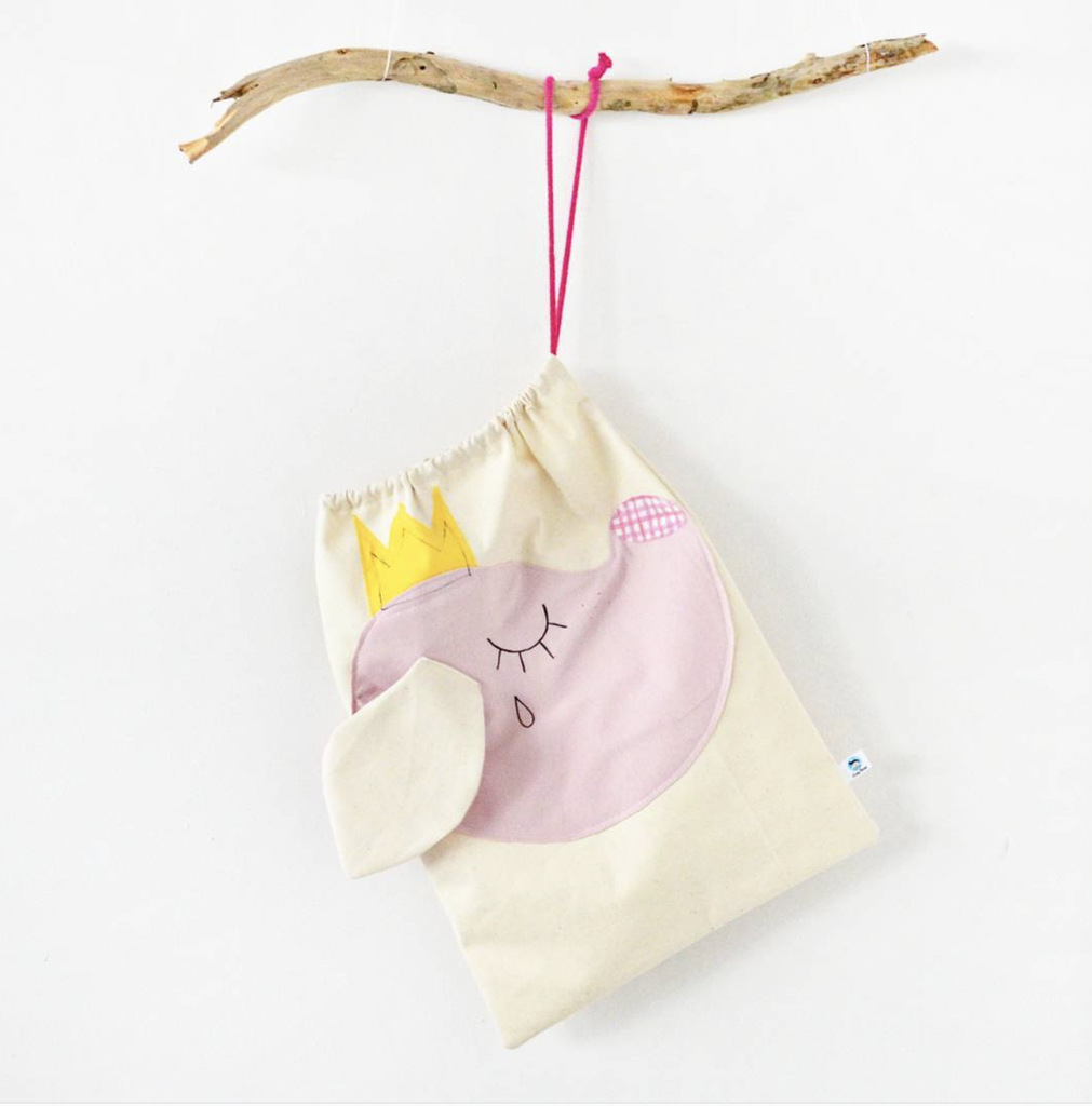 Piggy Cotton Bag