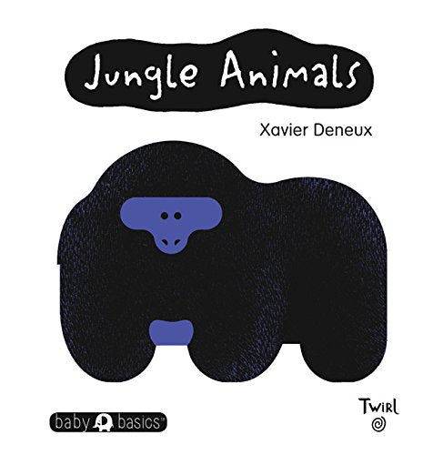 Jungle Animals (Baby Basics)