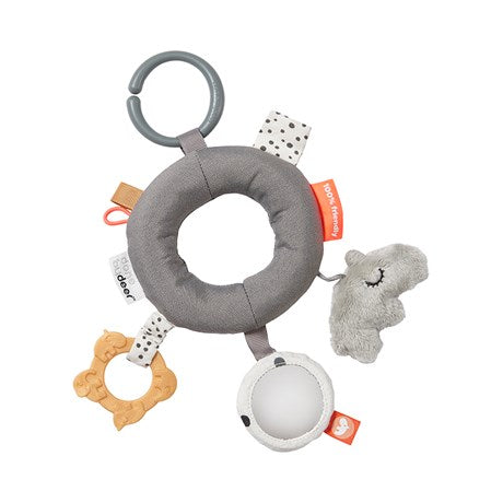Done by Deer, Activity ring, grey