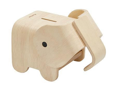 Plan Toys Elephant Bank (Money Box)