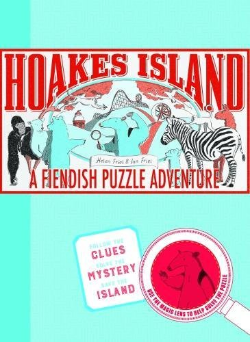 Hoakes Island: A Fiendish Puzzle Adventure