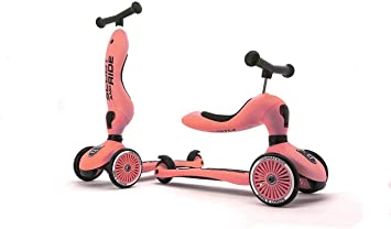 Scoot & Ride Highwaykick 1 - PEACH