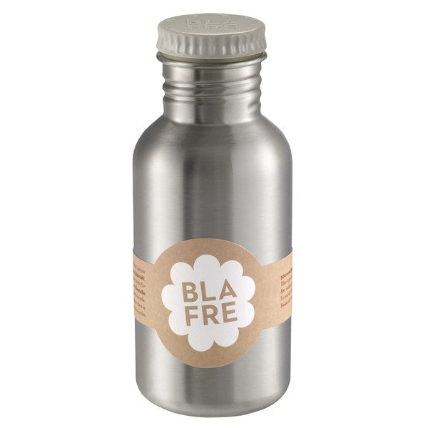 BLAFRE Steel Bottle 500ml GRAY