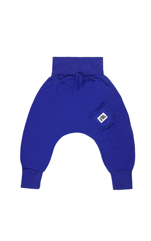 lamama  All Year Yoga Pants ROYAL BLUE