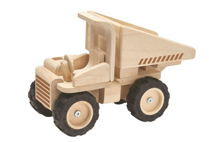 Plan Toys -Dump Truck Special Edition