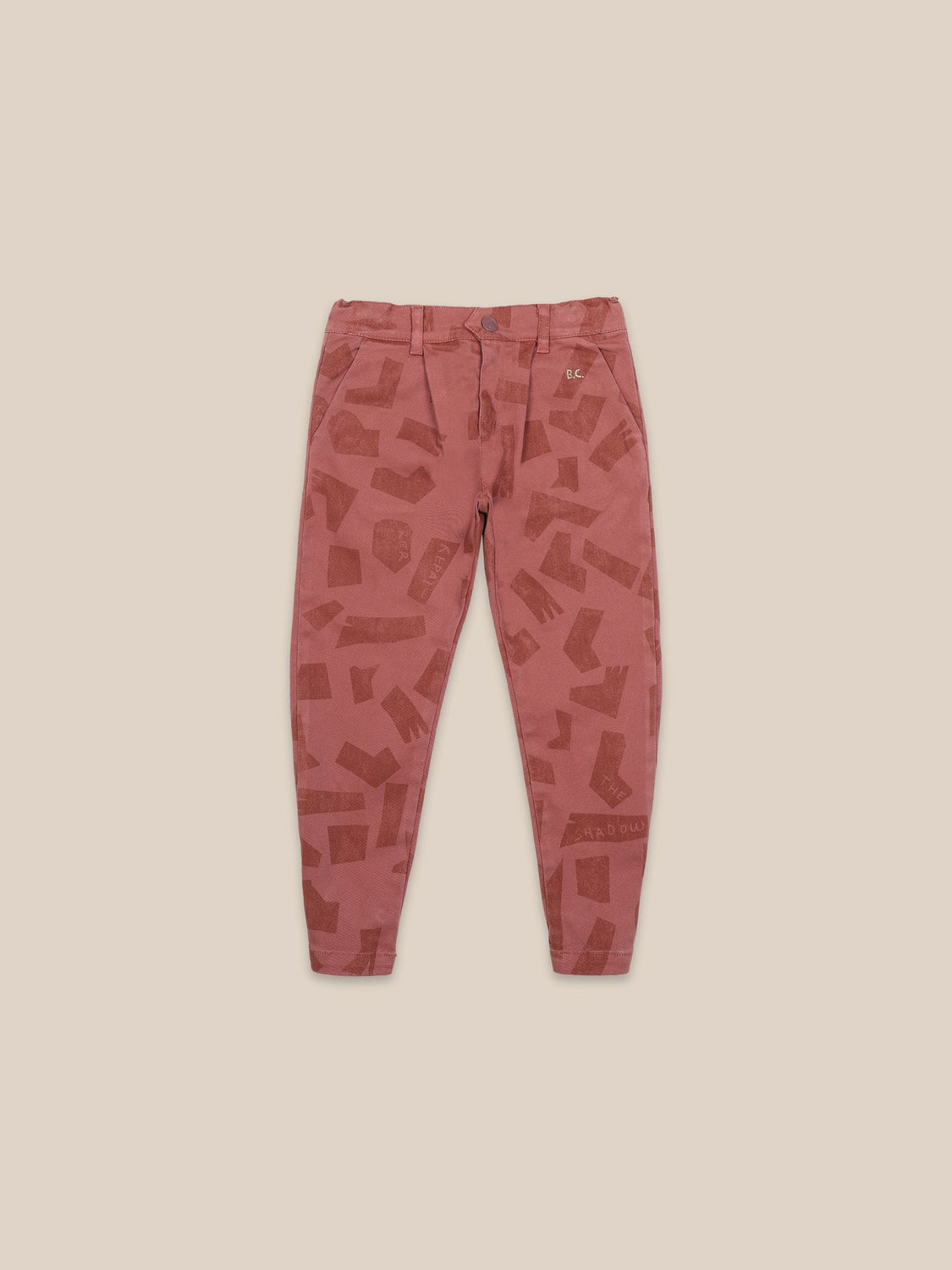 BOBO CHOSES Shades All Over Chino Pants