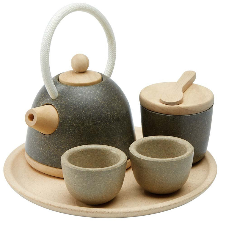 Plan Toys Oriental Classic Tea Set