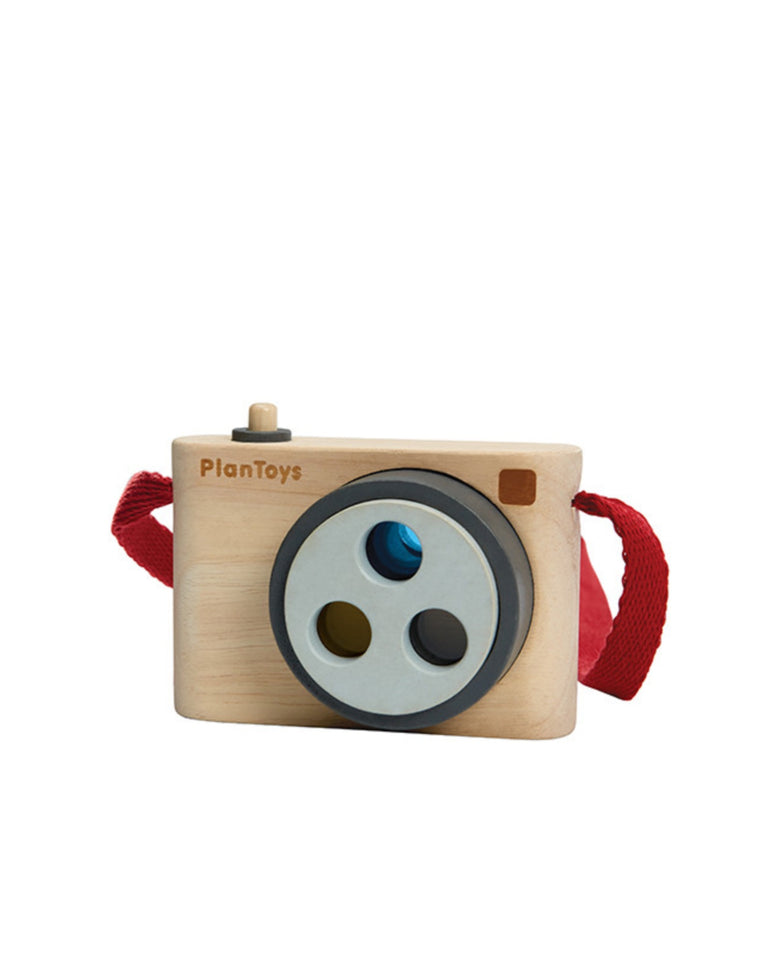 Plan Toys - Colored Snap Camera