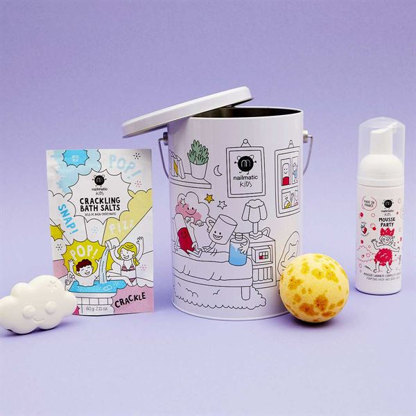 Nailmatic KIDs - Bath Tin