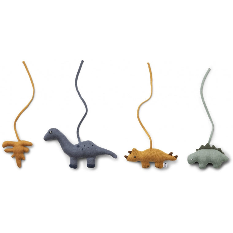 Gio Play gym Accessories - Dino mix