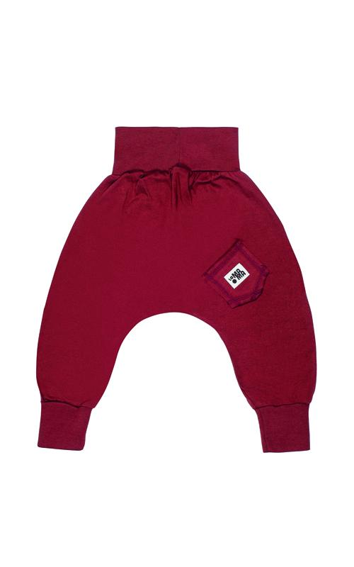 lamama Burgundy All Year Yoga Pants
