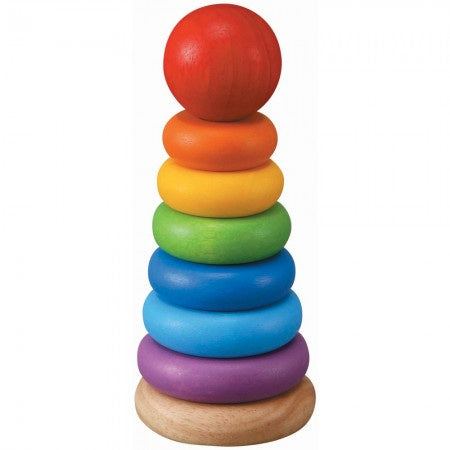 Plan Toys -STACKING RING