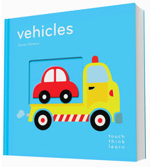 THINK TOUCH LEARN: VEHICLES