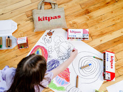 Kitpas LARGE 12 Colours