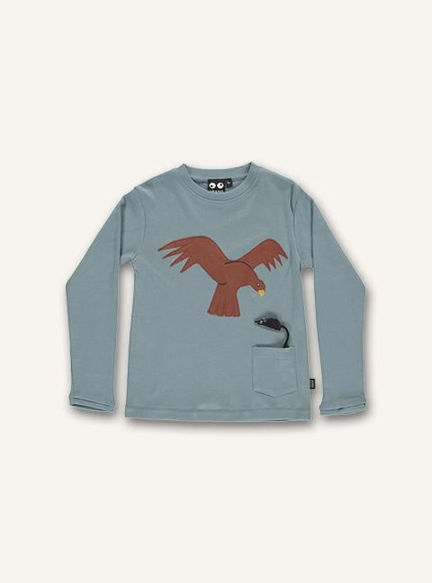UBANG Eagle long sleeve, Slate