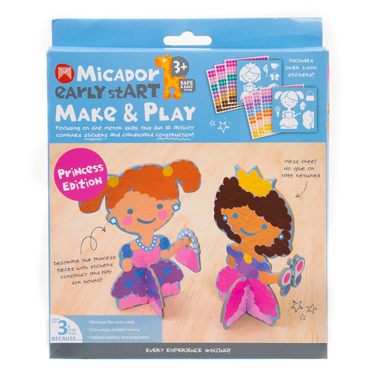 Micador early stART Make & Play - Princess Edition FSC Mix