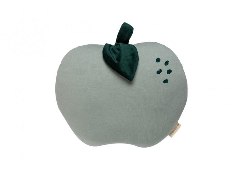 Nobodinoz Apple cushion