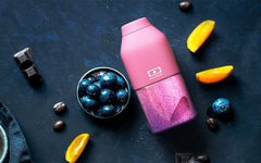 Monbento Positive S Water Bottle Small 33cl PINK BLUSH