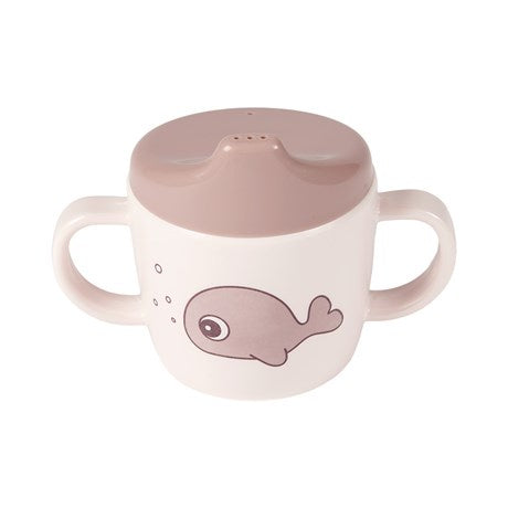done by deer 2-handle spout cup Sea friends Powder