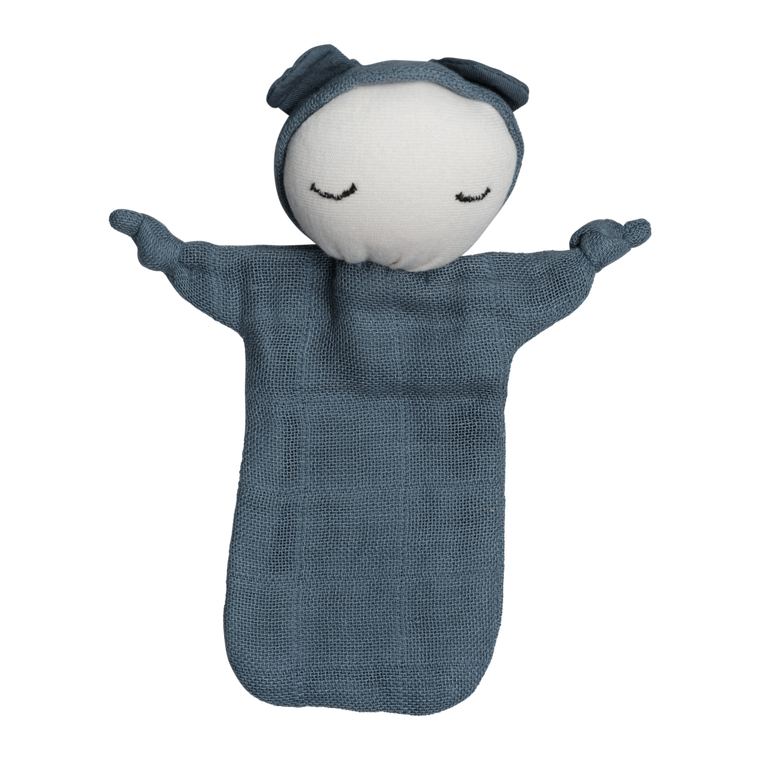 FABELAB Cuddle Doll BLUE Spruce