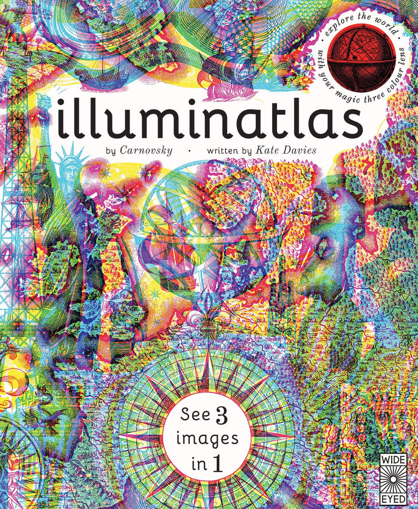 Illuminatlas (See 3 images in 1)