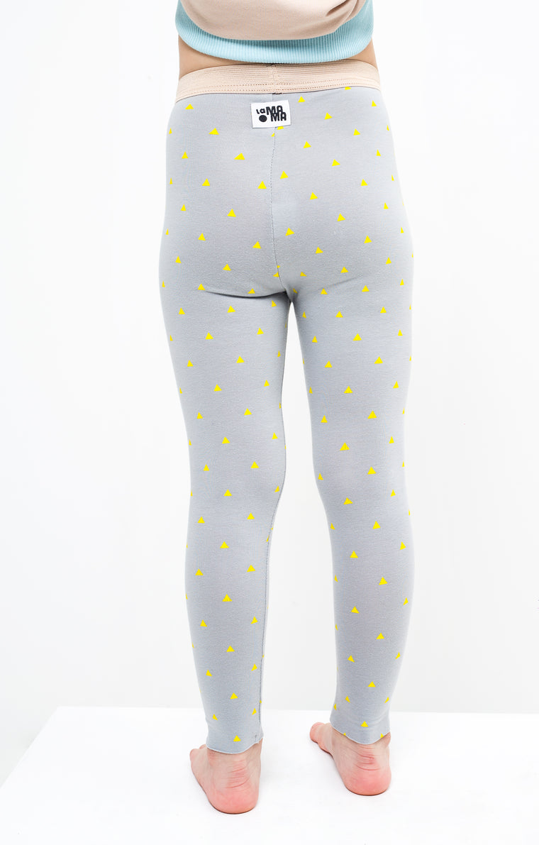 lamama Leggings Multi Grey