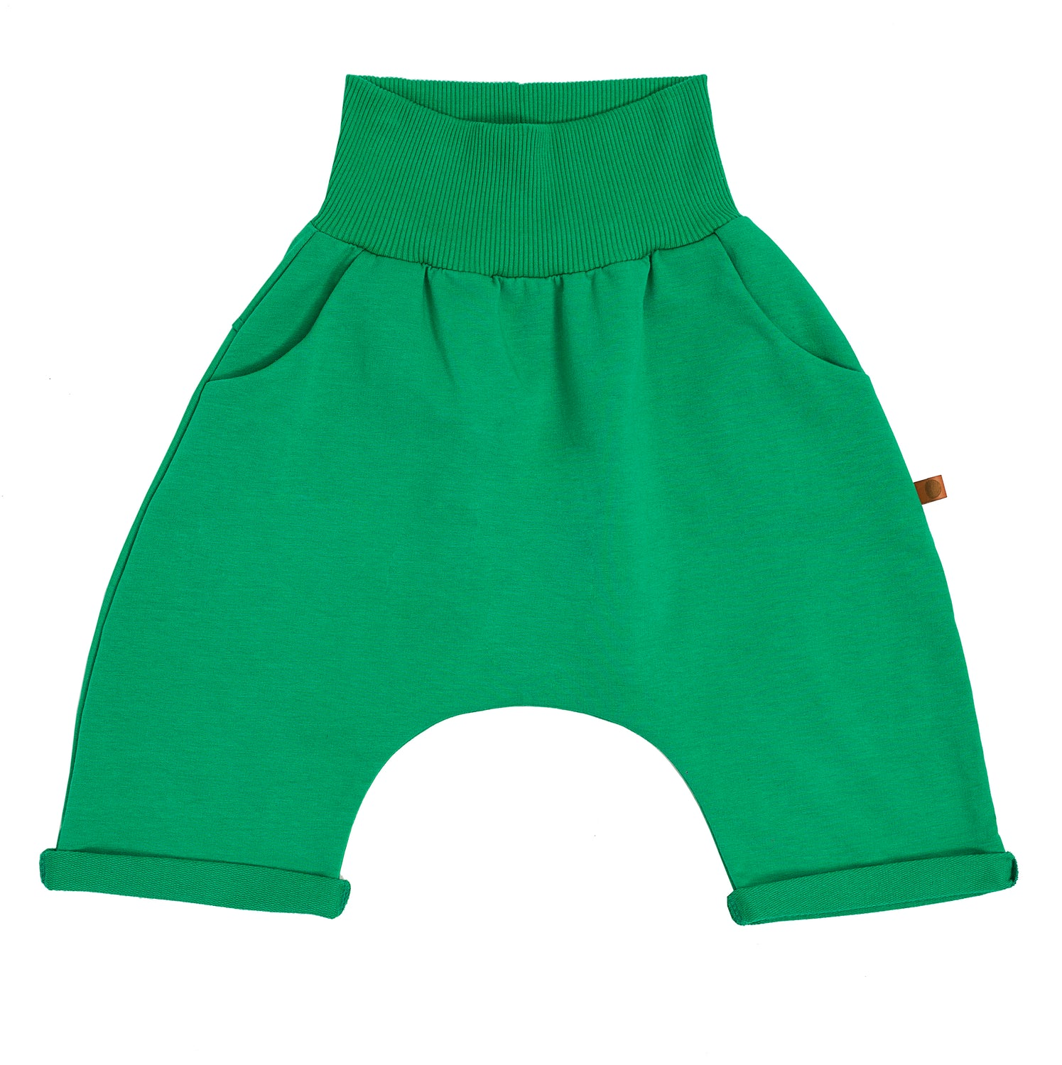 lamama Shorts Green