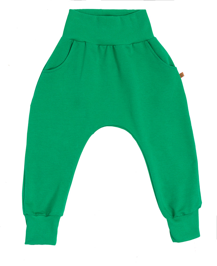 lamama LOCA green yoga pants