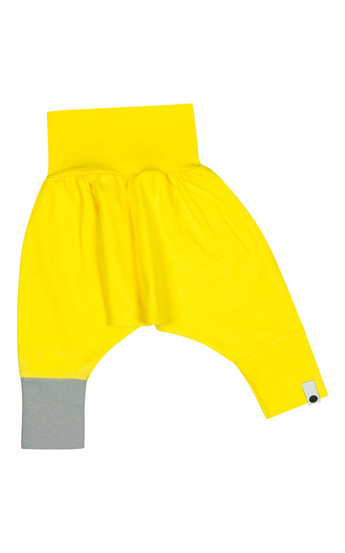 lamama Mini Yoga Pants Lemon