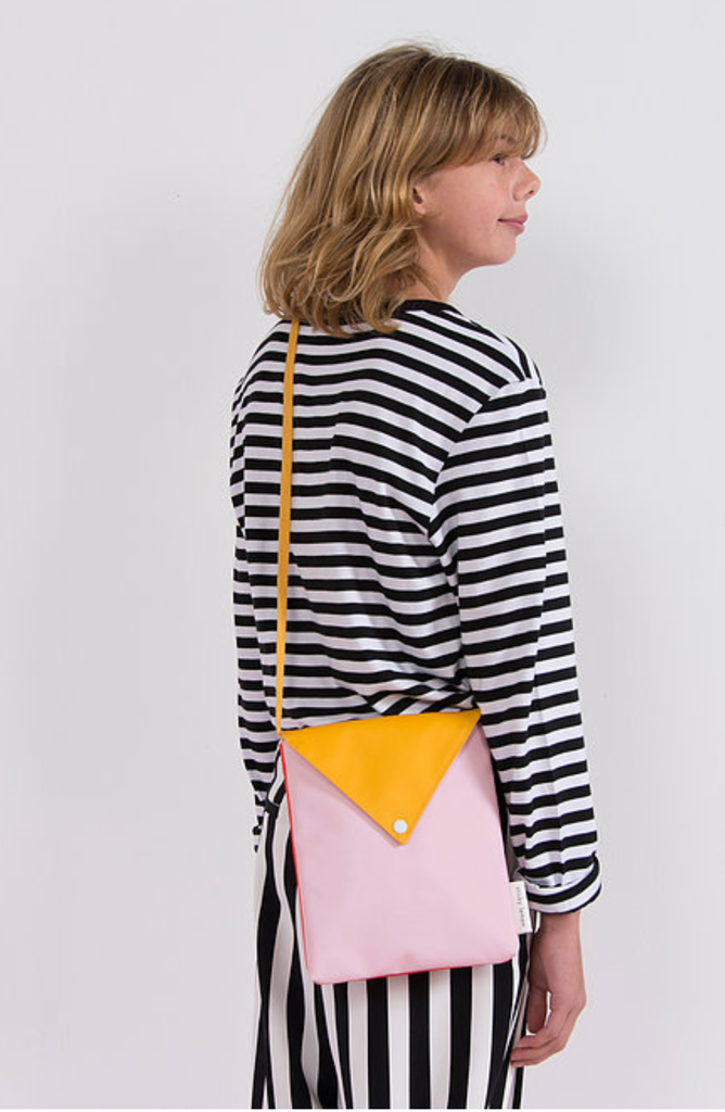 Sticky Lemon - Envelope Bag