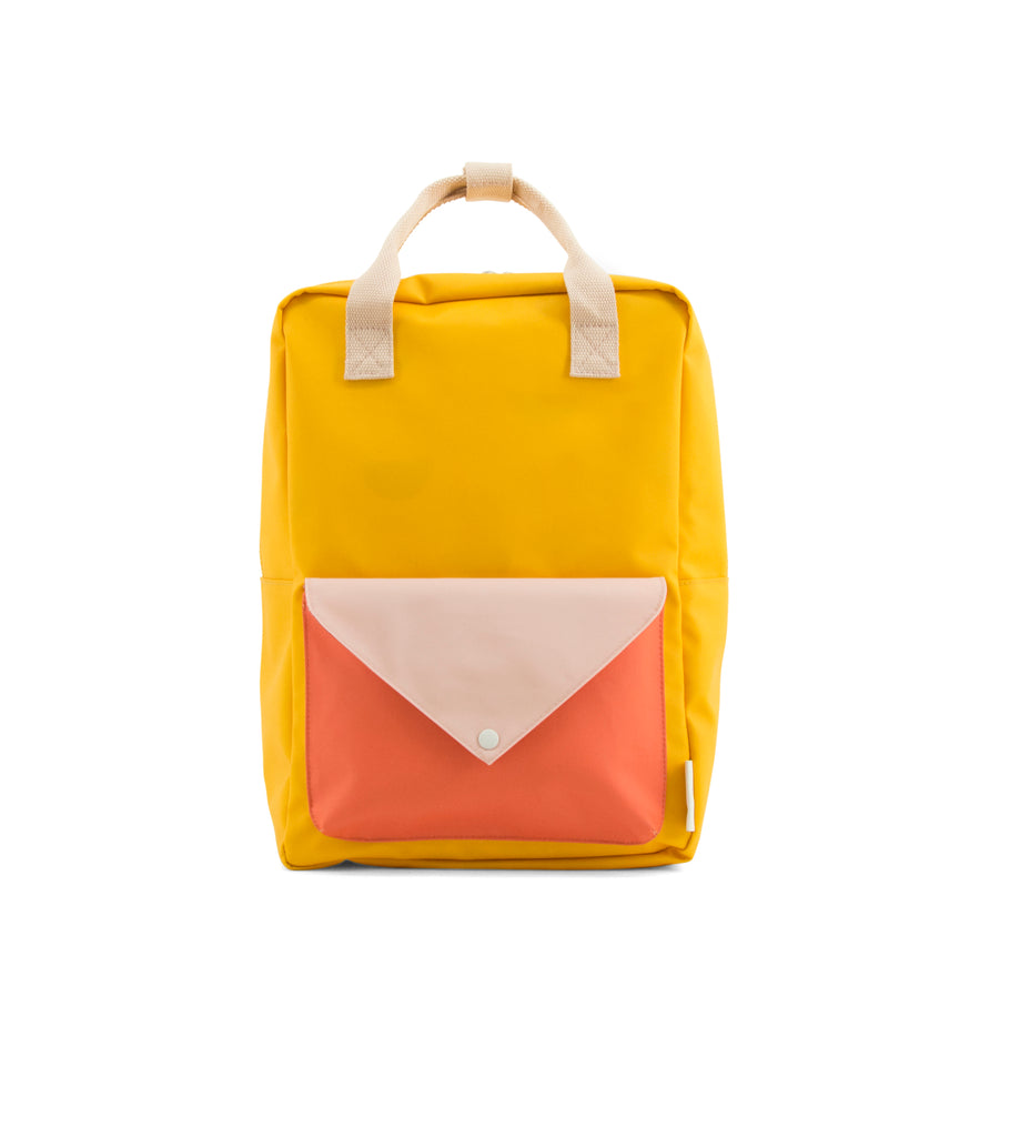 Sticky Lemon - Envelope Large Backpacks