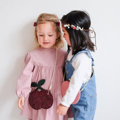 Mimim and Lula Cherries bag
