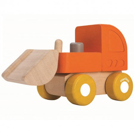 Plan Toys Mini Bulldozer