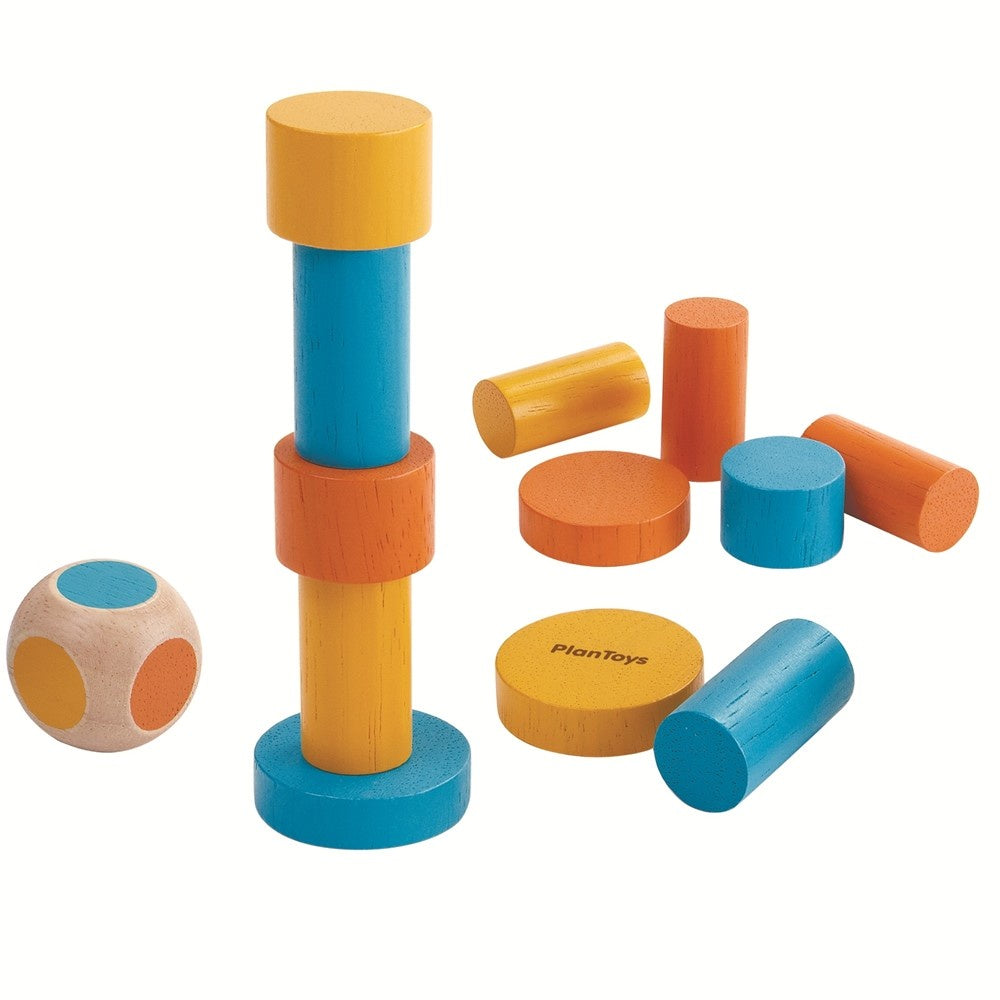 Plan Toys - Stacking Game