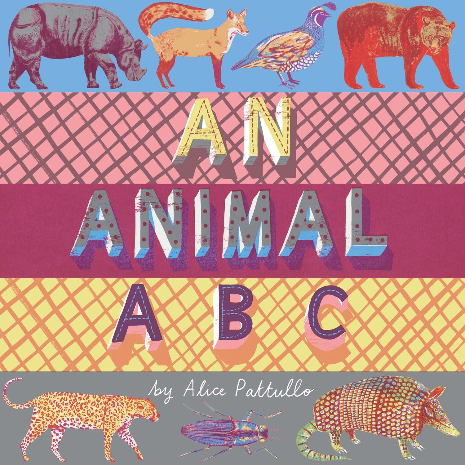 An Animal ABC Hardcover