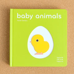 THINK TOUCH LEARN: BABY ANIMALS