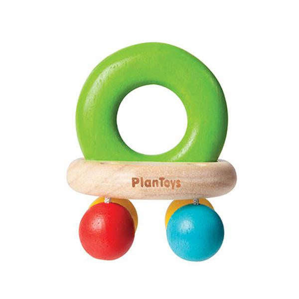 Plan Toys - BELL RATTLE